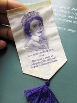 コロネーション記念品 エリザベス女王 英国