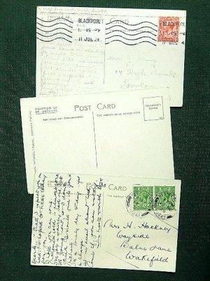 画像2: ピクシーと月と女の子 アトウェル カード 英国