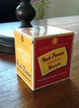 ミニチュアサンプル缶 英国 PEEK FREAN'S ビスケット缶