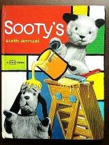 スーティー SOOTY BOOK 絵本 ANUUAL 第6巻 1962年
