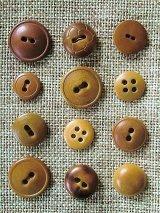 ベジタブルアイボリー ボタン バラエティセット