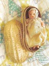 落花生の赤ちゃん セルロイドベビー ピーナッツベビー