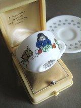 くまのパディントン ベア ミニチュアカップ&ソーサー英国 コールポート社