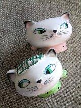 猫のソルト&ペッパー ホルトハワード