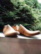 子供の靴型 木製 ジューモールド 17,5cm