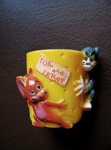 トムとジェリーのエッグカップ from  LONDON