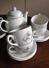 小さなカップ&ソーサー ティギーおばさん チルドレンズティーセット ウェッジウッド 英国