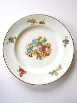 チャイルドプレート 皿 from  LONDON