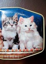猫が3びき トフィー缶 イギリス