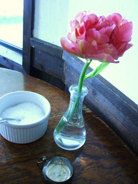 3月5日 春のテーブル